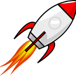 rocket, space ship, space